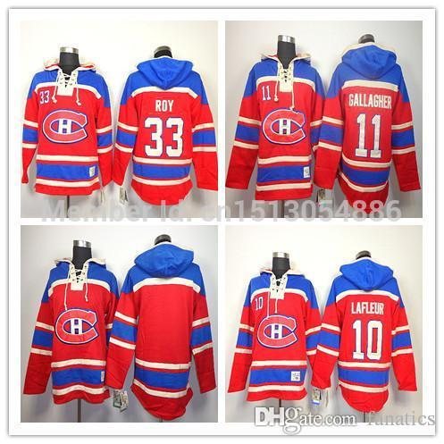 d1fa8aefd Men s New Old Time Hockey Montreal Canadiens 11 Brendan Gallagher 10 ...