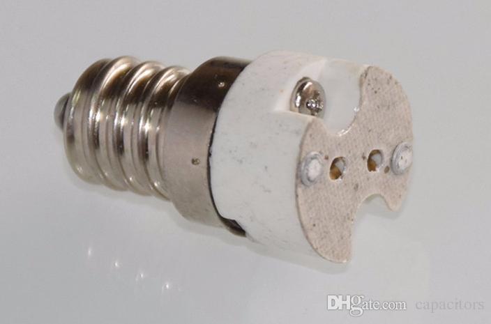 Supports de lampe E12 à MR16 @ bases de lampe, Support de lampe E12 à G4 sans PB