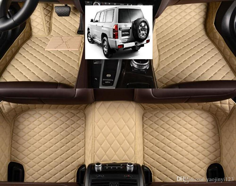 car floor mats. 2018 Waterproof Leather Xpe Car Floor Mats For Nissan Patrol Y 61 2005 2013 From Yaojinyi123, $158.8 | Dhgate.Com S