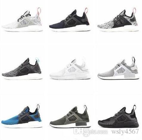 34e7ddc32 Wholesale NMD Runner Shoes NNM R1 Monochrome R1 Mesh Primeknit ...