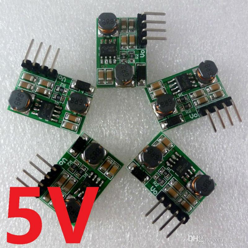 Automatic step up down DC voltage regulator 2A Module Board Solar 5v