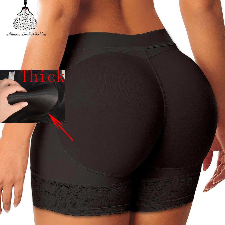 4e3831d72b 2019 Wholesale Butt Enhancer Butt Lift Sexy Women Butt Lift Shaper Butt  Lifter Boyshort Panty Booty Lifter With Tummy Control Underwear From  Jiaogao