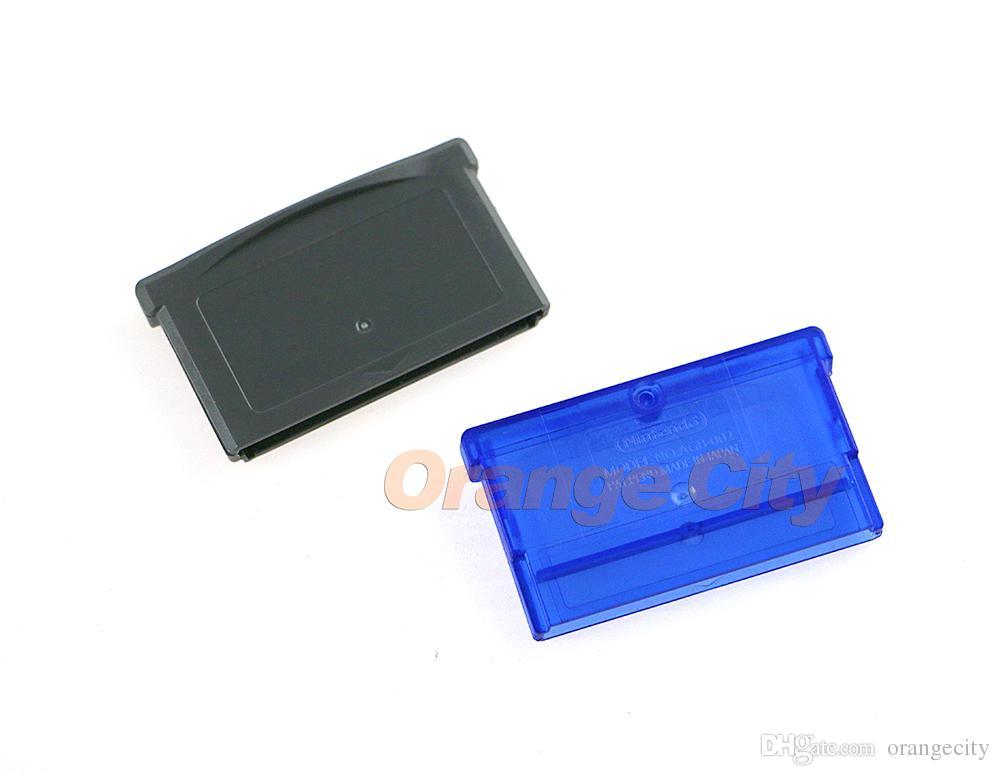 Guscio scheda di gioco con logo Gameboy Advance Guscio alloggiamento GBA GBA GBM GBA SP NDS NDSL