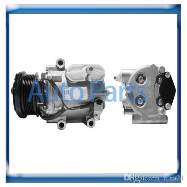 compresor de desplazamiento del coche ac para Ford Fiesta KA 1.3 1.6 1464299 1405818 AC36227