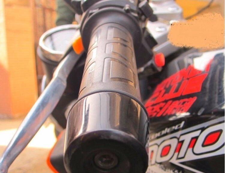 "universal Motorcycle Heated Handle Bar moto bike heating grips 7/8"" 22mm Hot Heated Molded Grips Handlebar Warmers"