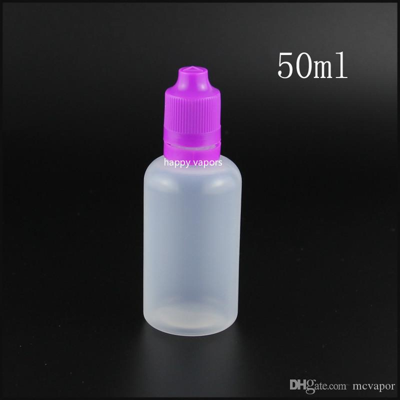 PE 바늘 병 5ml 10ml 15ml 20ml 30ml 50ml 60ml 100ml 120ml Plastic Dropper Bottles 아동 증명 tamperevident CapE 액체 e 주스 병
