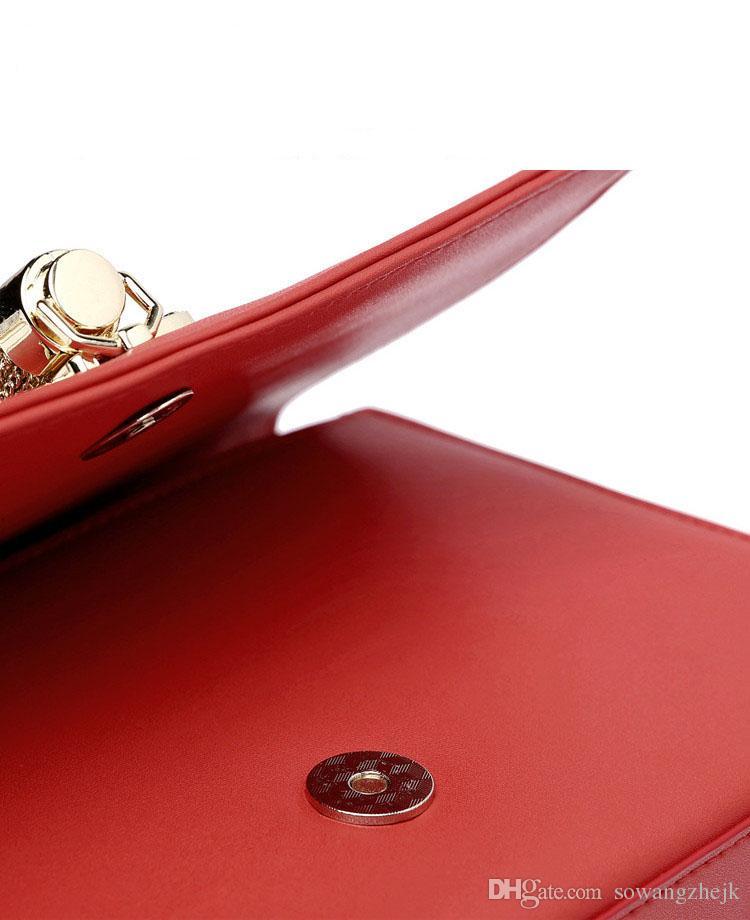 2017 مصمم العلامة التجارية الساخن بيع سعر جيد حقيقي جلد حقيبة الكتف للنساء جديد وصول شحن مجاني