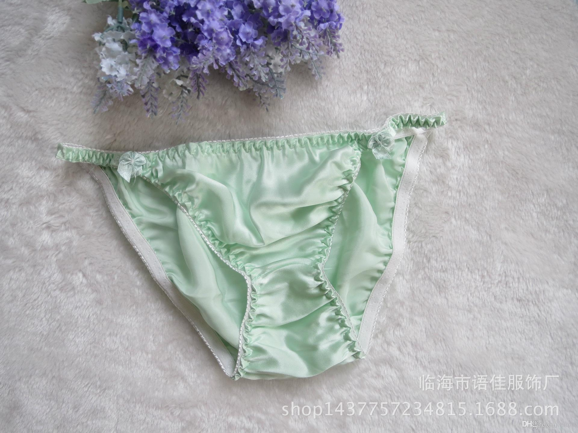 Wholesale-Sexy Lady Bikini Nylon Panties XXL Plus Size Women Women G String Thong Knickers Girl Underwear Ropa Interior Women Calcinhas