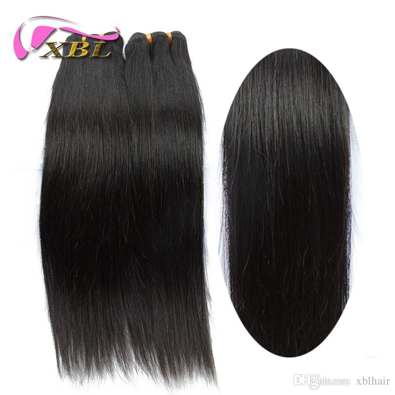 Remy Silky Straight Brazilian Hair Extension Wholesale Human Hair