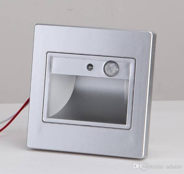 Acquista Lampada Da Parete A Led Con Sensore Di Movimento A Led Auto
