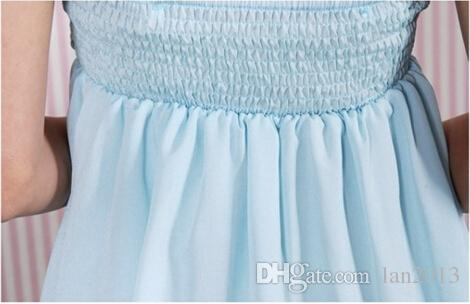 Ücretsiz kargo! Fox X Hizmetkar SS Stern Kelebek Kostüm Cosplay Elbise COS Kar Ve Buz Mavi Elbise Üniformaları