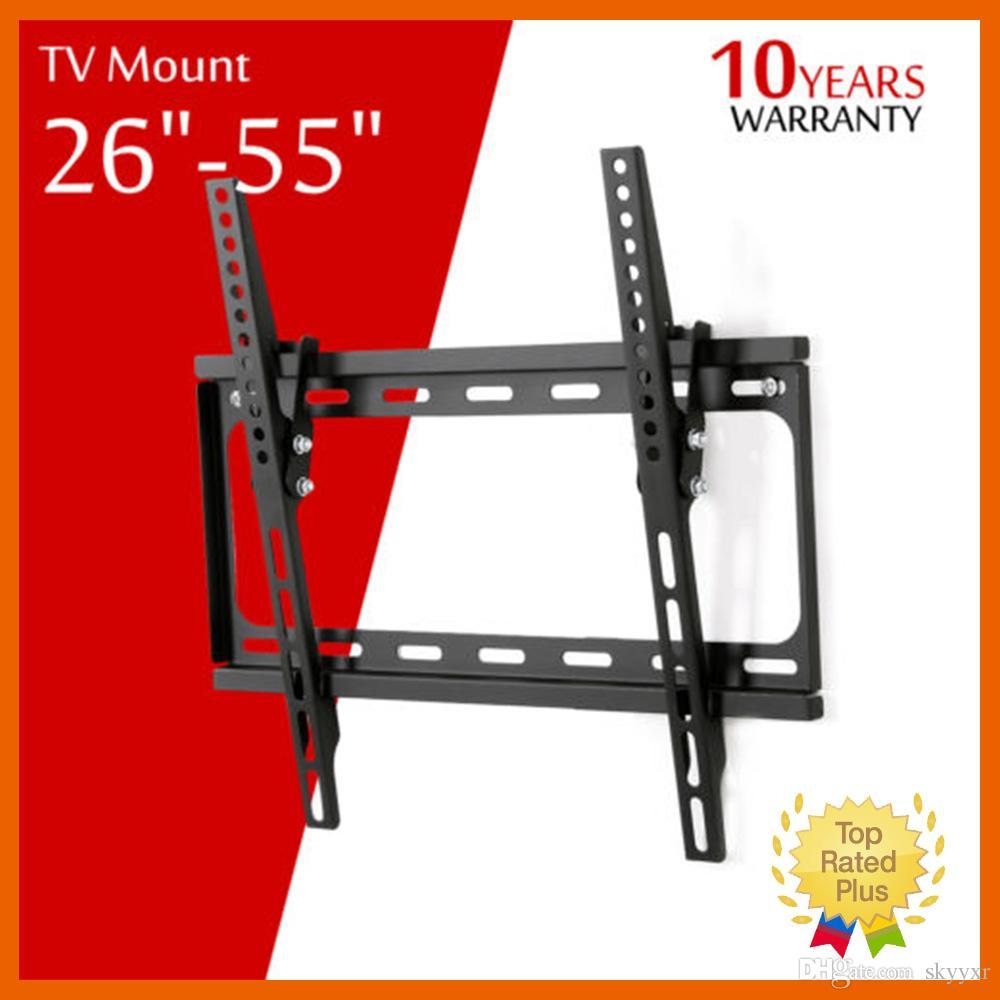 corner friendly fullmotion tv wall mount bracket max 80 lbs