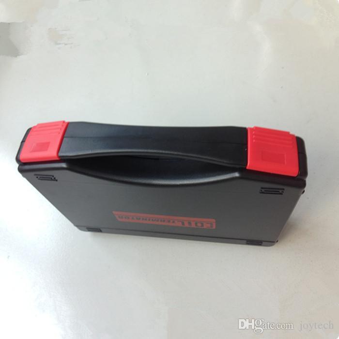 Профессиональный катушка Терминатор набор инструментов DIY электронная сигарета аксессуары набор инструментов для RDA RBA RTA атомайзер RDTA катушки Терминатор комплект