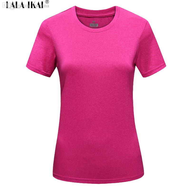 Wholesale-Women Power Dry T-Shirt Breathable Outdoor Fitness T-Shirt Women  Sport Crossfit T-Shirt Hiking Sports Summer T-shirt HWD0076-5 T-shirt Bag T-shirt  ... 4055a4cb0