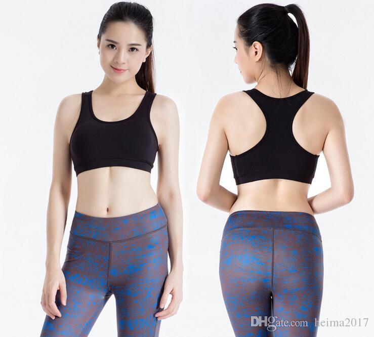 Pom-pom girls Fitness Femmes Combinaison Running Sports Suit Lady respirant à séchage rapide Sportswear Ensembles Survêtement
