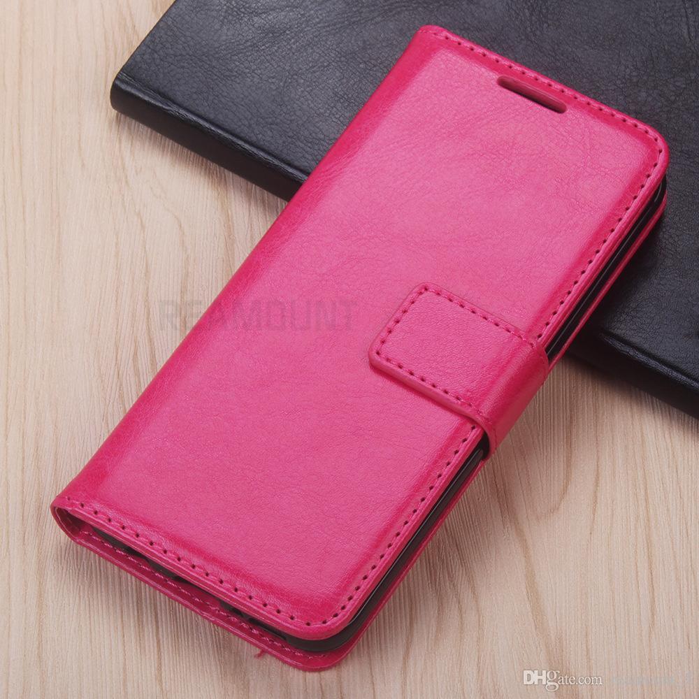 High Class Ledertasche für iPhone 6 6 Plus Abnehmbare TPU hintere Abdeckung Fall für Samsung S8 S8 plus