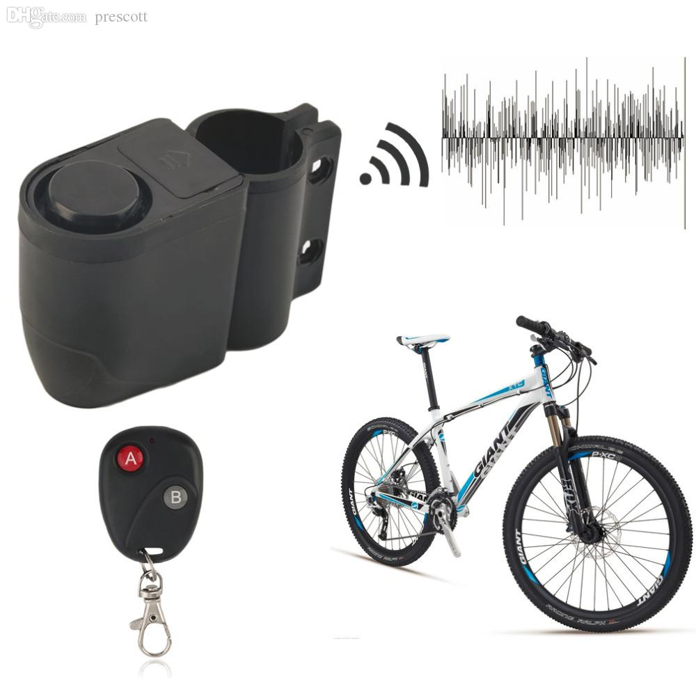 Vibration Code Security Lock Alarm Motorbike Bike Bicycle Cycling Moped Sound