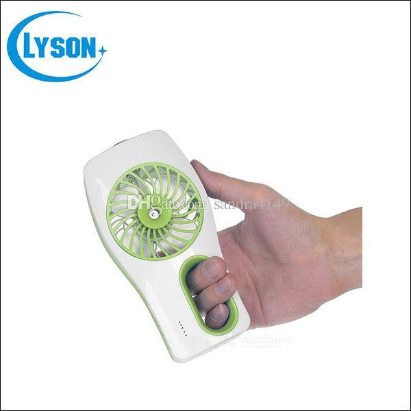 Water Spray Mini Beauty Replenishment USB Mist Fan Portable Spray USB Fan Handheld Cooling Mist Humidifier USB Fan