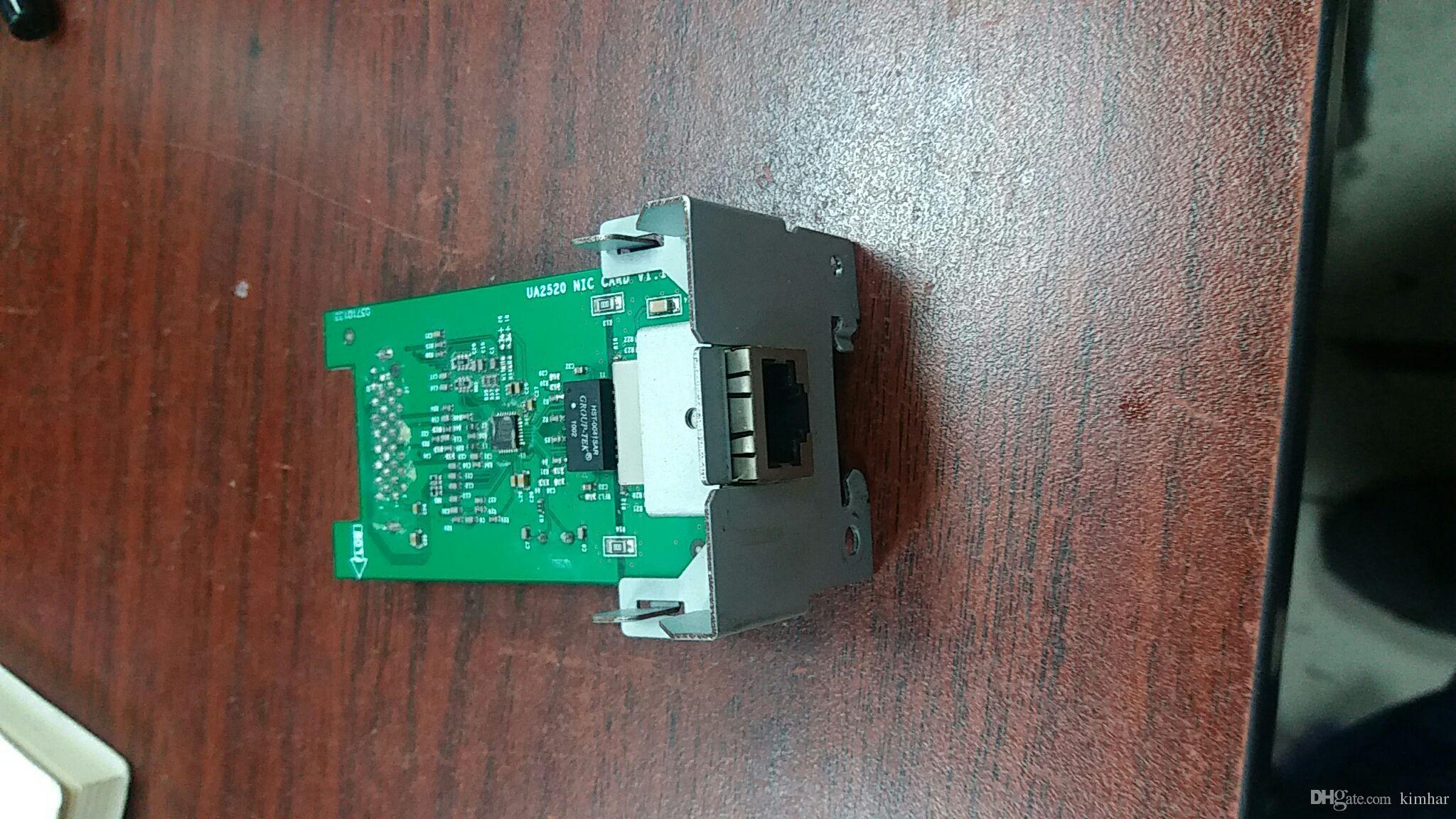 2018 for printer network card for canon ir2318l ir2320 ir 2320 2420 rh dhgate com RJ45 LAN Network RJ45 Wiring