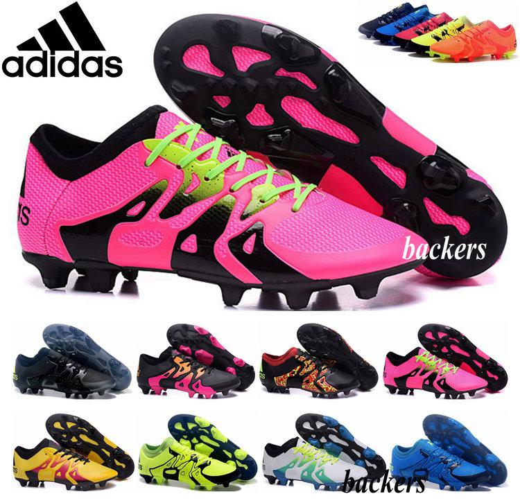 Originals Adidas Miadidas X 15.1 Menace Pack FG Cleats X15.1 European UEFA  Euro 2016 Soccer Shoes Men Boots X 15.1 Football Sneakers UK 2019 From  Backers 830a5c1fb166