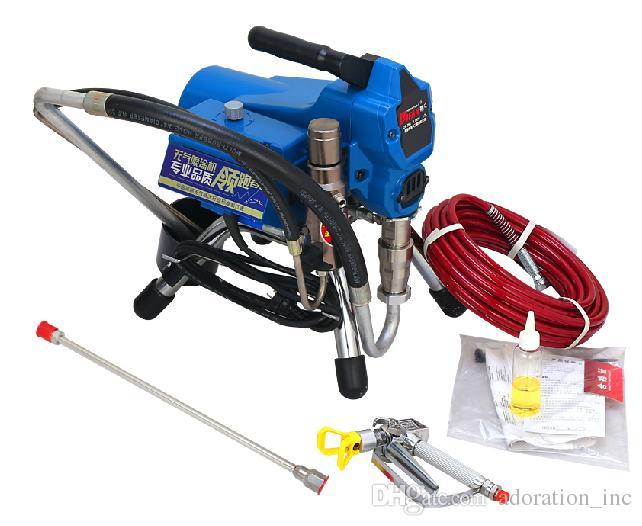 2019 Buy Paint Spray Airless Automatic Polyurethane Spray