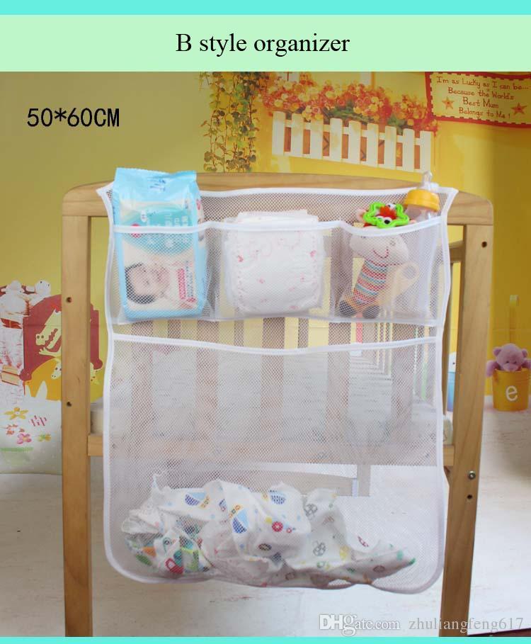 Yenidoğan karyolası beşik yatak seti bebek karyolası setleri bebek yatağı saklama cepler bezi çanta yatak beşik organizatör bebek ...
