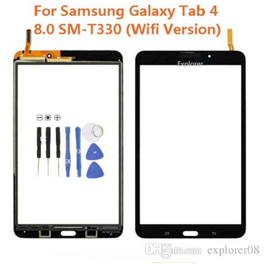 For Samsung Galaxy tab 3 4 8.0 T330 T310 T311 T315 Pro 8.4 T320 T321 T325 touch digitizer screen glass Replacement