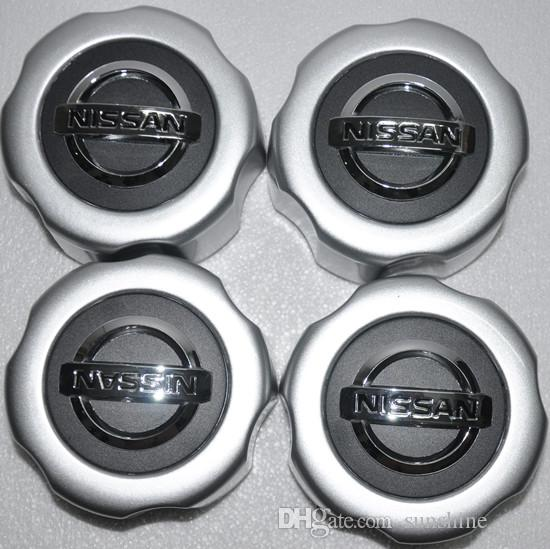 High quality 4x for Nissan Pathfinder Xterra Frontier PickUp Paladin SUV Alloy Wheel Center Cover Hub caps