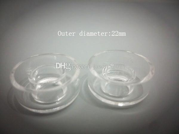 Substituição de Quartzo Prato para Híbrido Titanium / Quartz Nails quartzo tigela titanium prego + 100% real quartzo prego