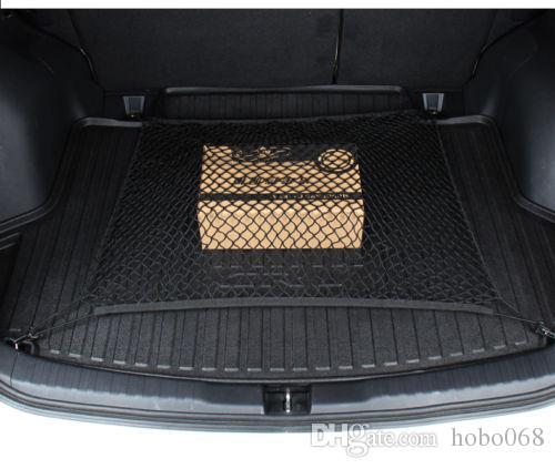 Pour Subaru XV Auto Tronc Arrière Cargo Organizer Stockage Net Horizontal Nylon De Sécurité Net DIY