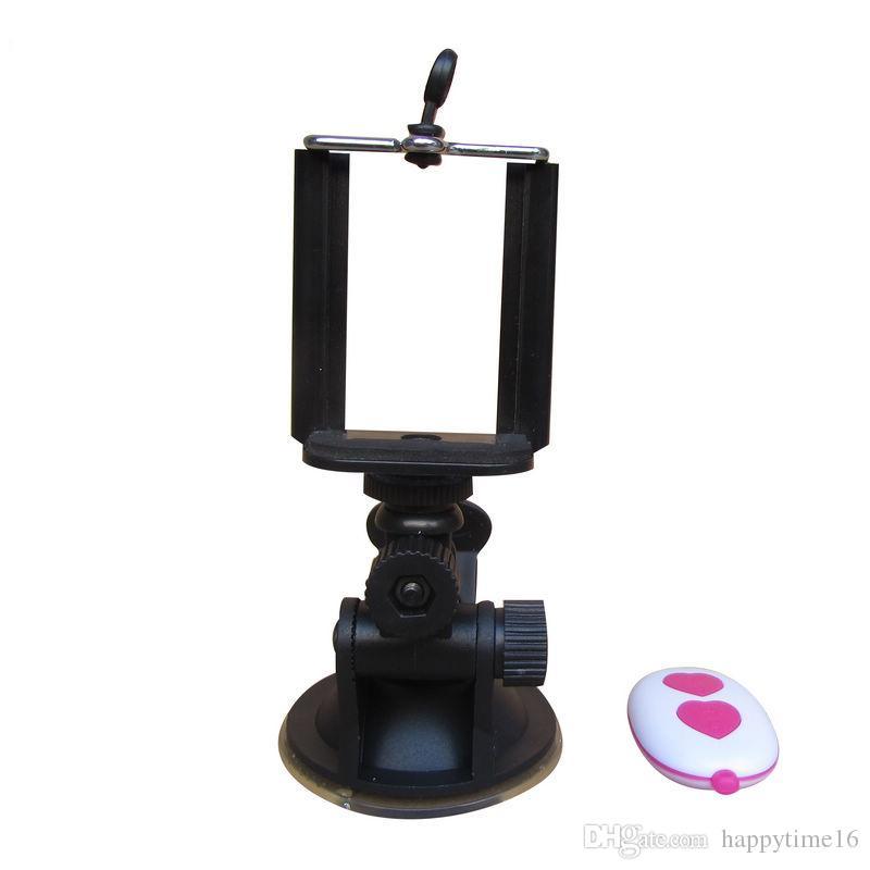 Automatique Sex Machine Gun Set A09 avec photo et vidéo Bluetooth balayé le monde Masturbation féminine 0-450times / min jouet sexuel télescopique