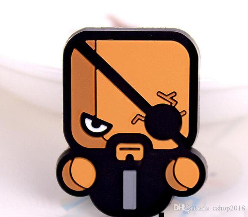 2016 новейшие мстители альянс магнит на холодильник милый мультфильм мода смола железный человек забавный холодильник игрушка бесплатная доставка