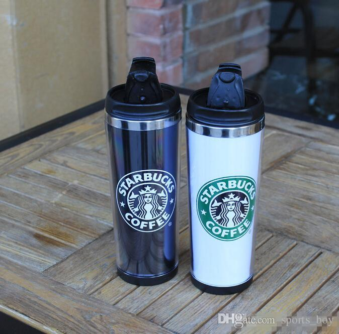 2019 2016 Starbucks Double Wall Coffee Mug Fashion Cup One