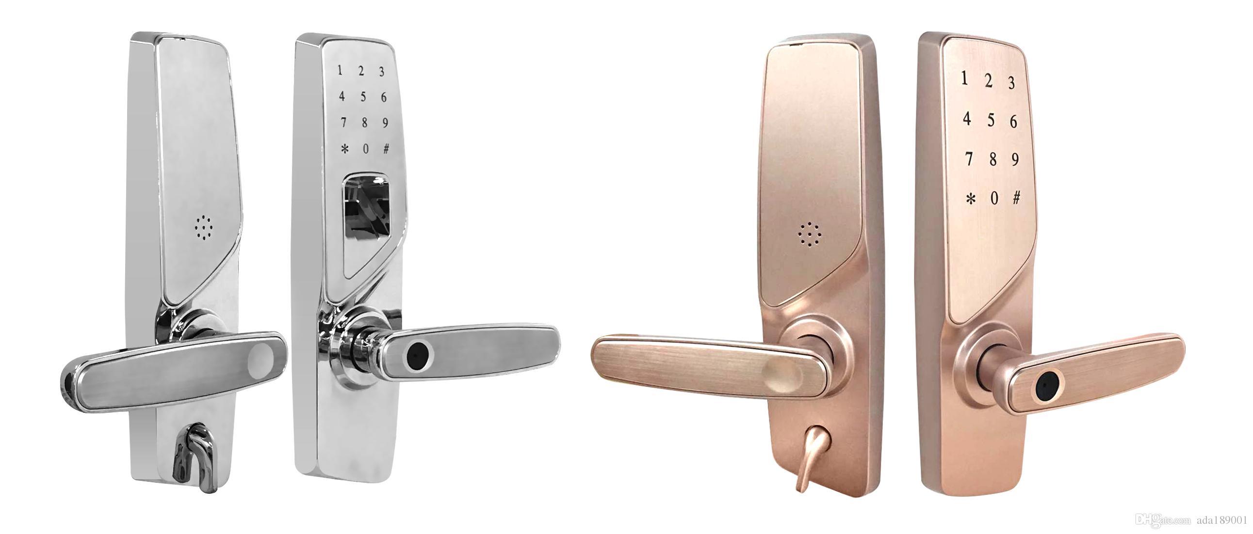 home security door locks. fingerprint lock home security doors combination electronic door steel of wooden the intelligent alarm system locks m