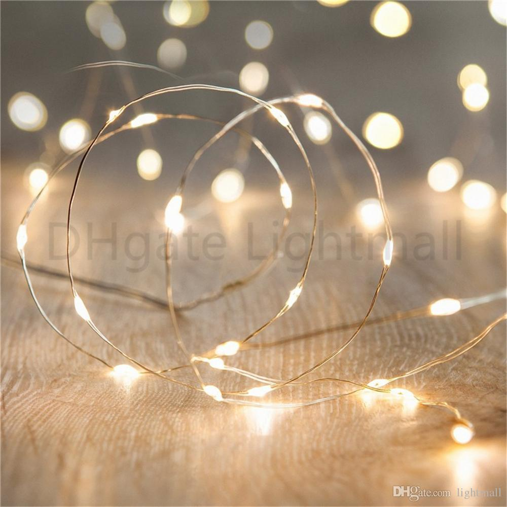 2/3/4/5m Chrismas Decorative Led Strip Battery Operated Fairy Lights ...