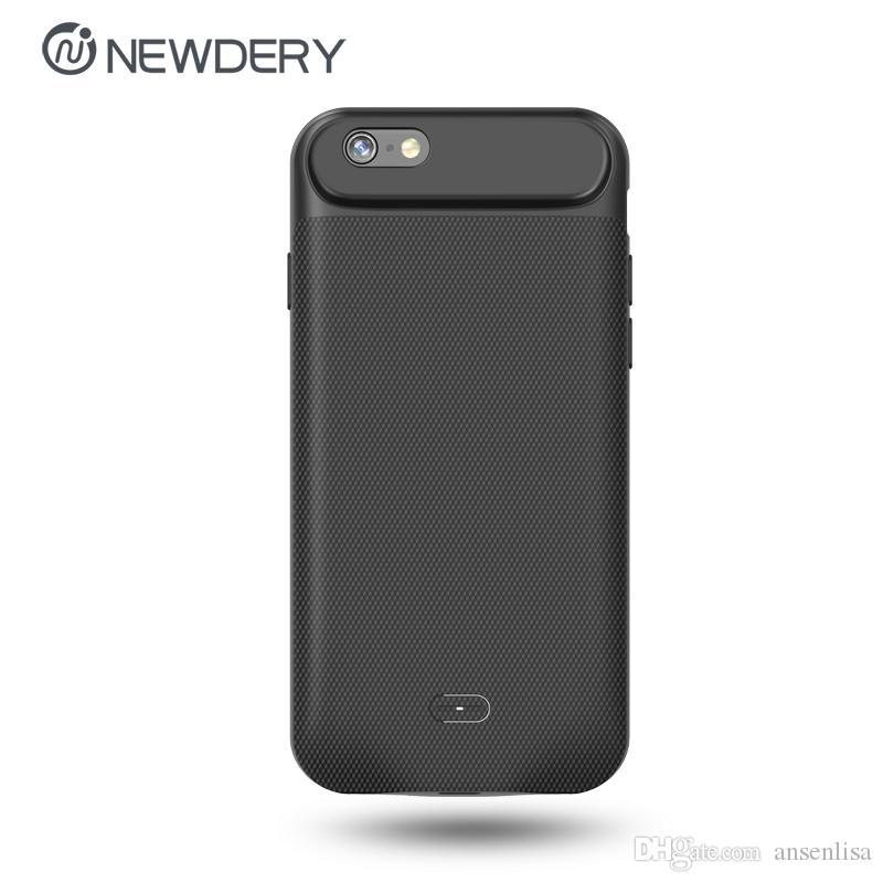 46f3e6915e8 Compre Newdery 2500mAh Caso Carregador De Bateria Para Iphone 6 6s Bateria  Externa Caso De Energia Da Bateria Em Estoque De Ansenlisa, $10.03 |  Pt.Dhgate.