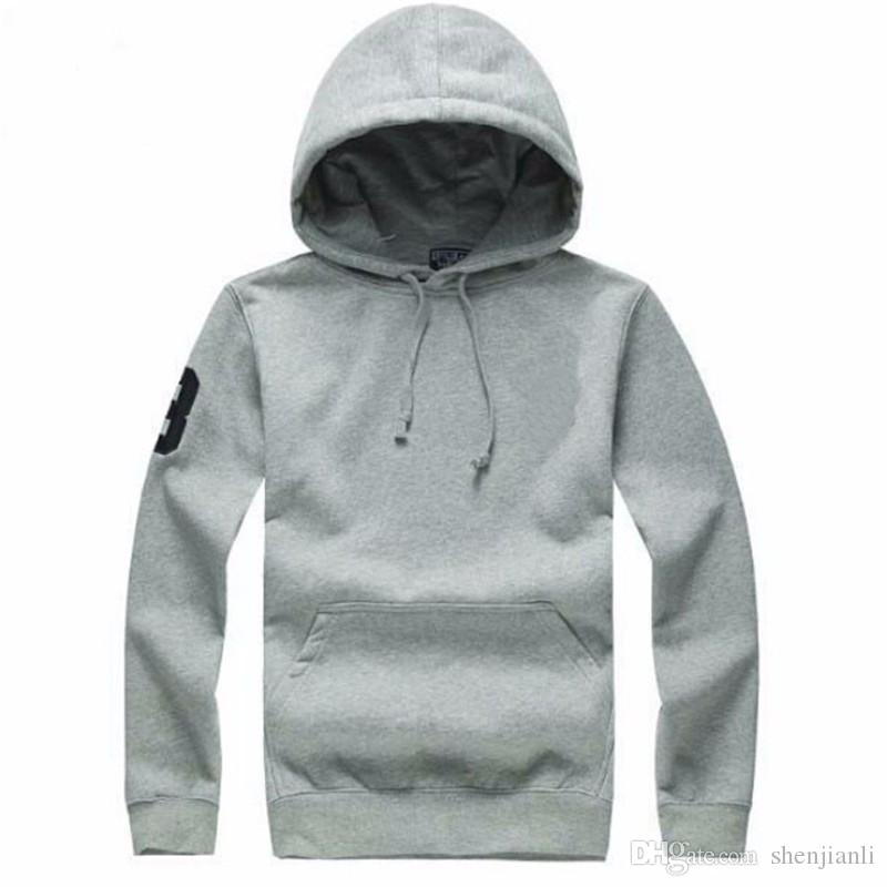 2016 new Hot sale High quality men's Hooded Sweatshirts Outwear Hoodies men's Letters fashion Hoodie Sweatshirts