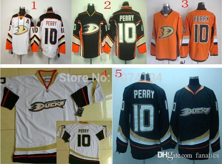 2016 Wholesale Perry Jersey 2014 Stadium Series Anaheim Ducks Jerseys  10  Corey Perry Orange Premier Jerseys Cheap Ice Hockey Jersey Sports Jerseys  Cheap ... be99b6e07