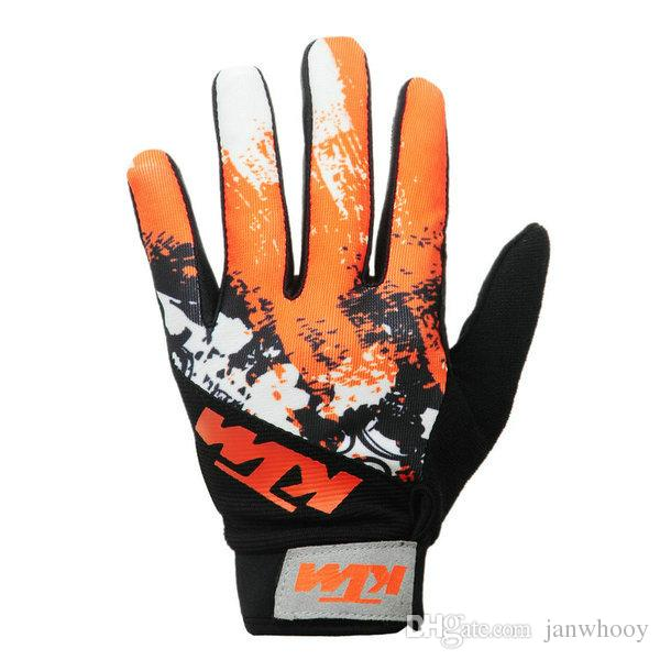 motorcycle casual riding gloves nylon bicycle breathable daily gloves KTM motocycle gloves