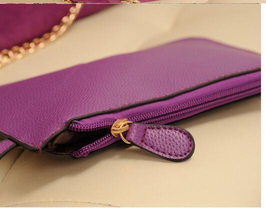 Designers Senhoras Vintage Couro Real único Bolsas de Ombro Moda Cadeia Bolsa Bolsa Totes com Carteira 3 Cores de Alta Qualidade Sacos de Mão