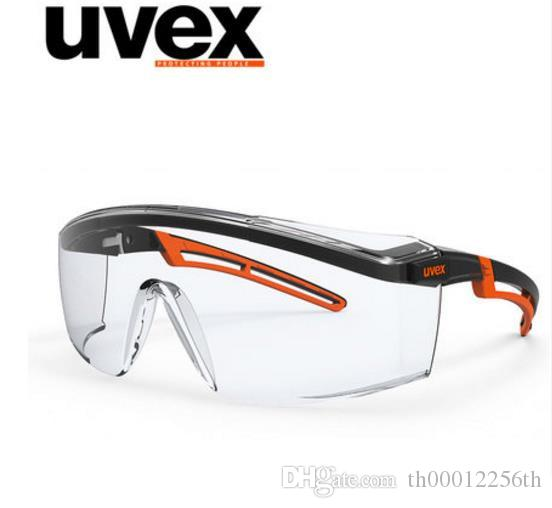 da75852b68aa UVEX Safety Goggle Safety Glasses Sand Protection Eyes Protection Anti Uv  Glasses Anti Fog Impact Explosion Proof Lens Safety Glasses Canada 2019  From ...