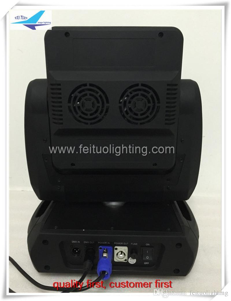 China Disco-lichten 25x12W RGBW 4IN1 LED-matrix Moving Head Light Beam LED
