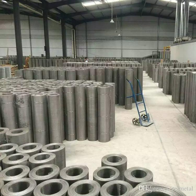 2018 1m Square Sheet, The Finest Stainless Steel Wire Mesh, Wire ...