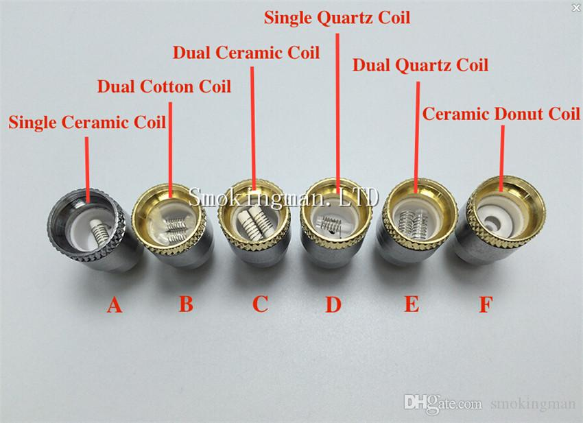 how to clean a ceramic donut coil