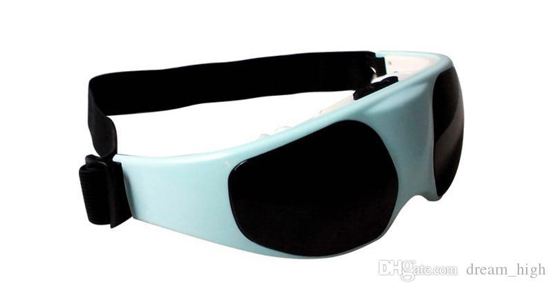 Elektrisches Augenmassagegerät Gesundheitswesen Lindern Müdigkeit Kopf Stress Spannungsabbau Werkzeug Augenmassagegerät Eye Beauty Instrument
