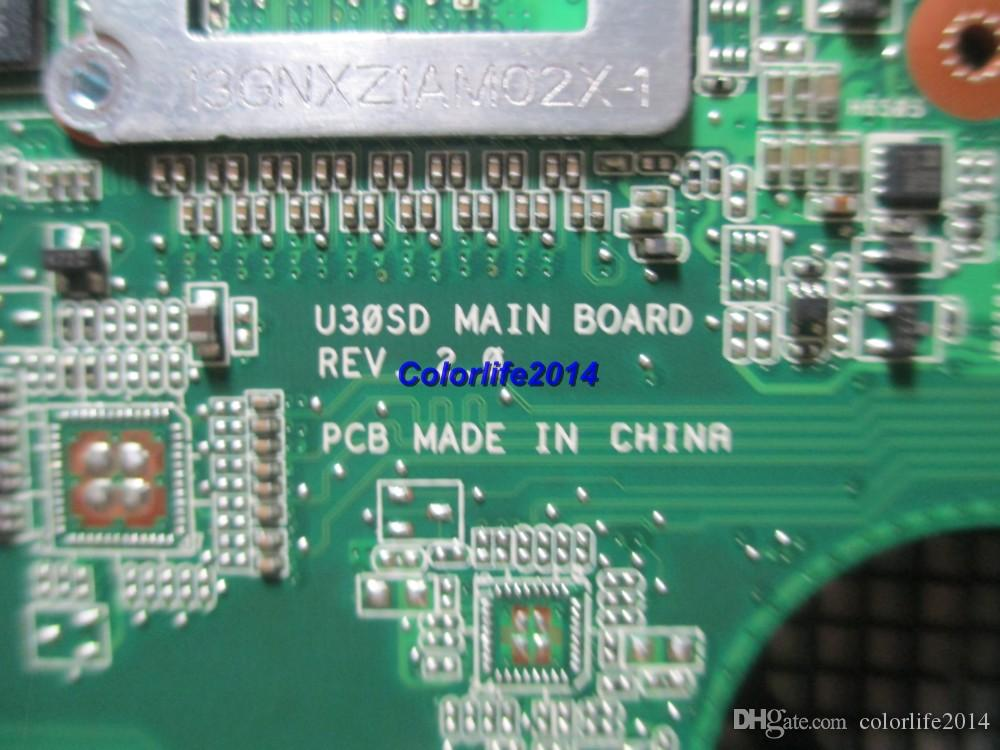for Asus U40SD mainboard U30SD rev 2.0 Laptop motherboard system board fully tested & working perfect