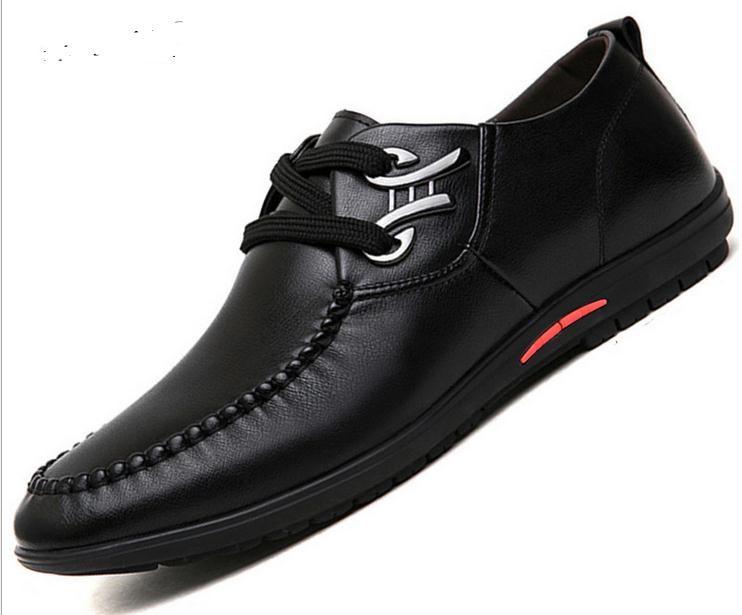 ab54712ba Frete Grátis Nova Moda Lona Homens Sapatos Apartamentos Dos Homens  Respirável Lace Up Sapatos De Alta Qualidade Plus EU 38 44 Deck Shoes Mens  Boat Shoes ...