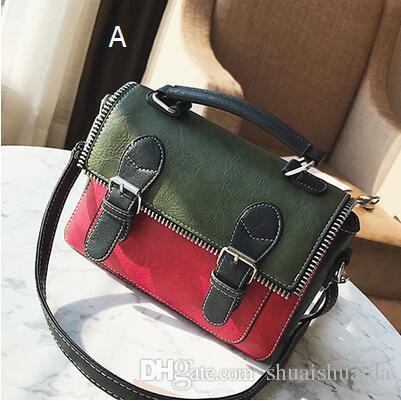2017. Small. Handbag. Leisure fashion bag. Women's Bags. PU. Soft. Mini. Girl. Bump color.Cross Body.Shoulder Bags.Totes.