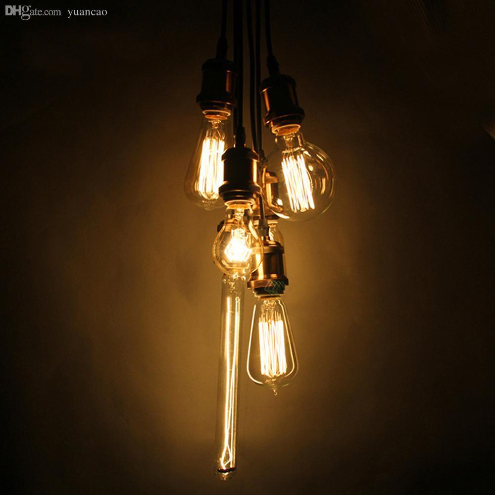 36 & Best Wholesale Retro Pendant Lights Edison Bulb Lamparas Led Bulb ... azcodes.com