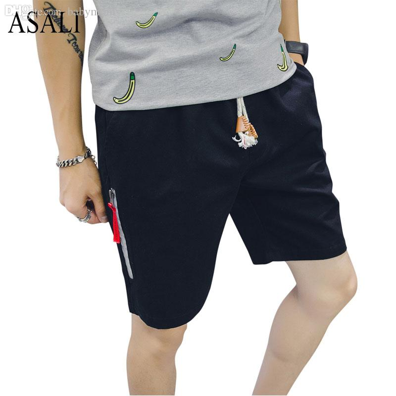 5c5eae790d90 Wholesale-2016 Summer Fashion Mens Shorts Casual Sport Bermuda ...